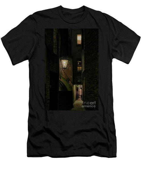 Dark Alley London Men's T-Shirt (Athletic Fit)