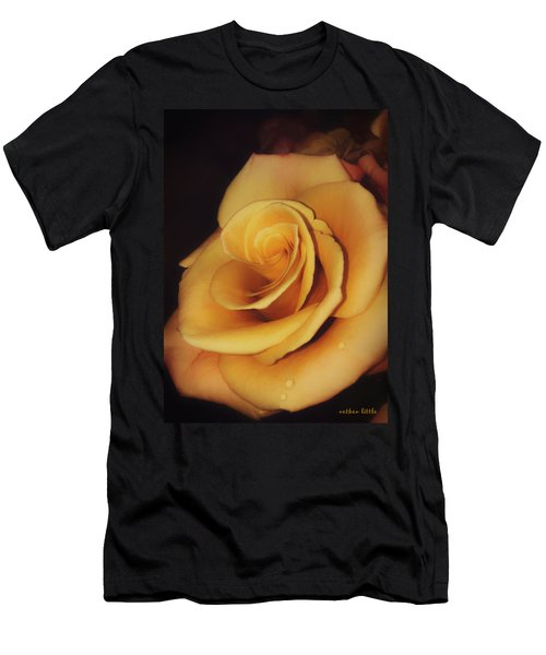 Dark And Golden Men's T-Shirt (Athletic Fit)