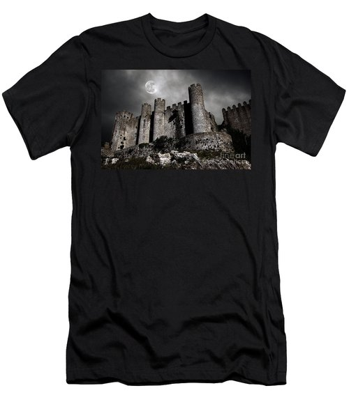 Dark Castle Men's T-Shirt (Athletic Fit)