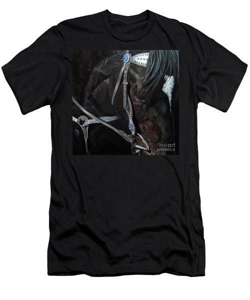Dark Gem Men's T-Shirt (Athletic Fit)