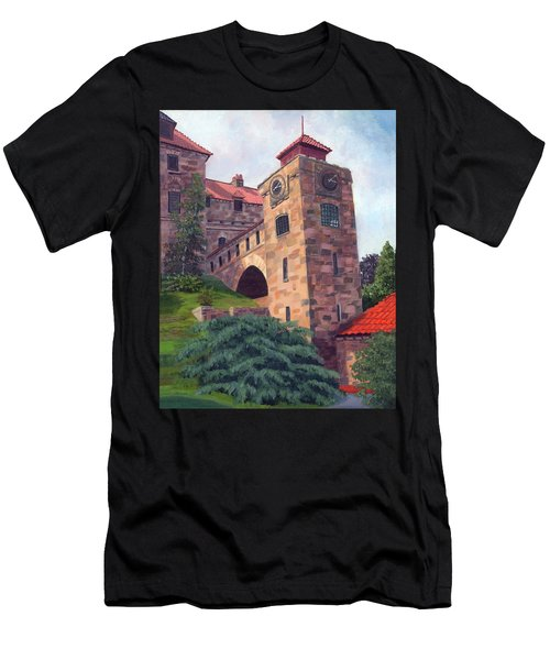 Dark Island Resident Men's T-Shirt (Athletic Fit)