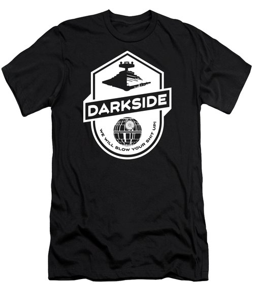 dARK Men's T-Shirt (Athletic Fit)