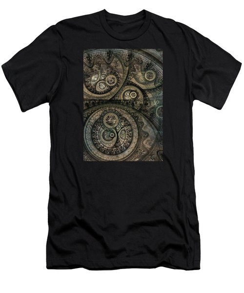 Dark Machine Men's T-Shirt (Athletic Fit)