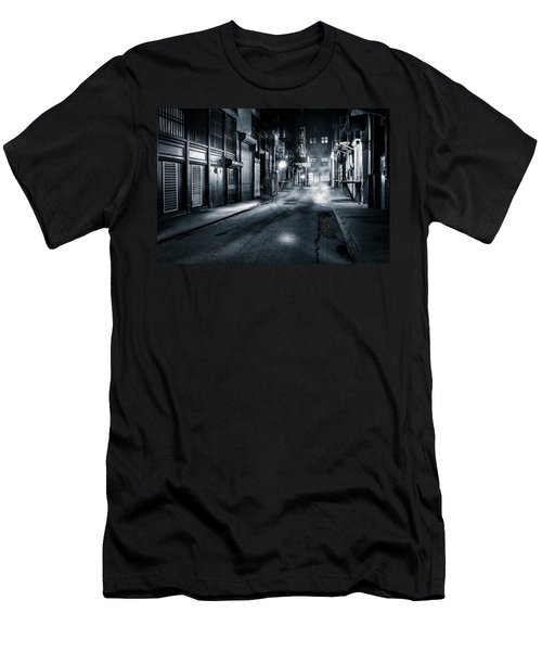 Dark Nyc Men's T-Shirt (Athletic Fit)