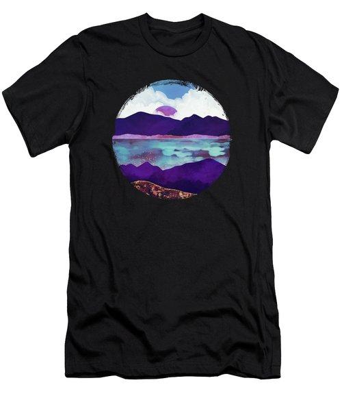 Dark Sea Men's T-Shirt (Athletic Fit)