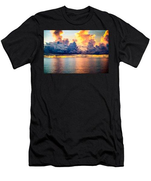 Dark Skies Men's T-Shirt (Athletic Fit)