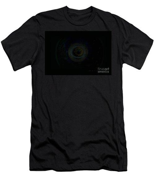 Dark Spaces Men's T-Shirt (Slim Fit) by Vicki Ferrari