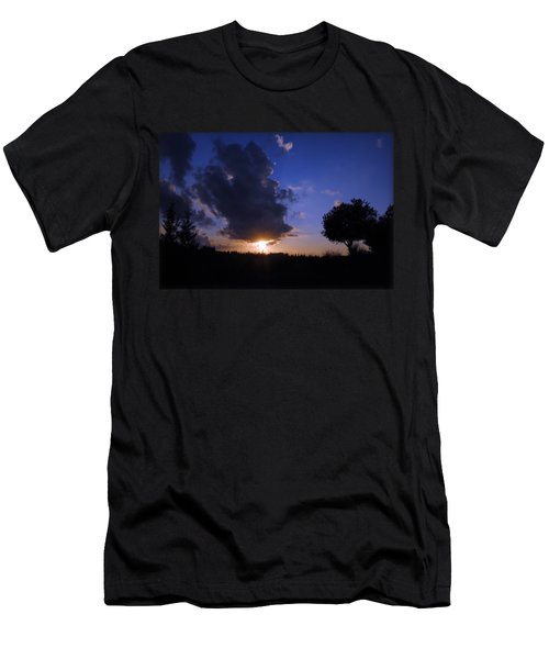 Dark Sunset T-shirt 2 Men's T-Shirt (Athletic Fit)