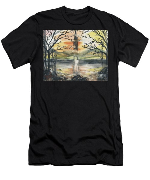 Dark Tower Men's T-Shirt (Athletic Fit)