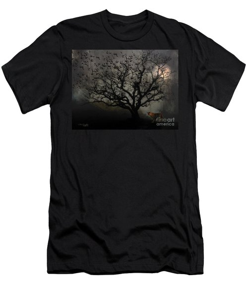 Dark Valley Men's T-Shirt (Athletic Fit)