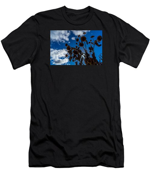 Darkening Skies Men's T-Shirt (Slim Fit) by Derek Dean