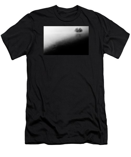 Darkness And Light Men's T-Shirt (Athletic Fit)