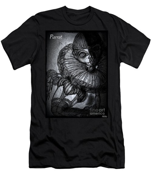 Darkness Clown Men's T-Shirt (Athletic Fit)