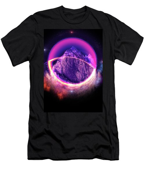 Darkside Of The Moon Men's T-Shirt (Athletic Fit)