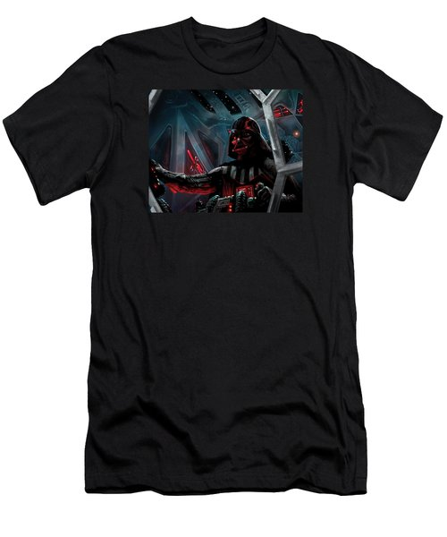 Darth Vader, Imperial Ace Men's T-Shirt (Athletic Fit)