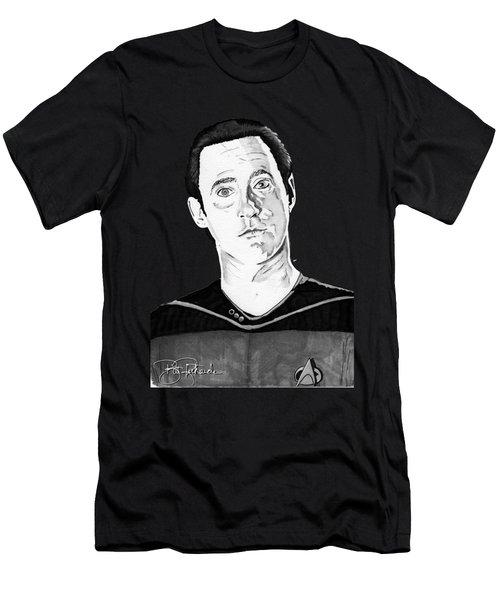 Data Men's T-Shirt (Athletic Fit)