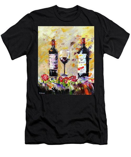 Date Night Men's T-Shirt (Athletic Fit)