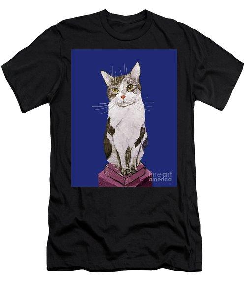 Date With Paint Sept 18 11 Men's T-Shirt (Athletic Fit)