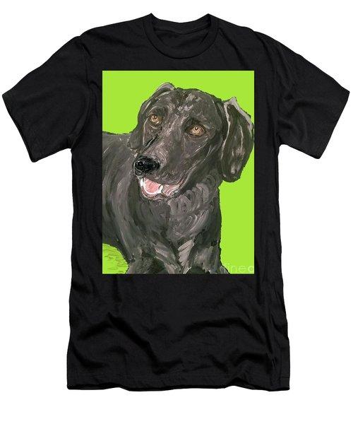 Date With Paint Sept 18 7 Men's T-Shirt (Athletic Fit)