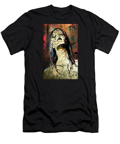 Daunted Damsel Men's T-Shirt (Athletic Fit)