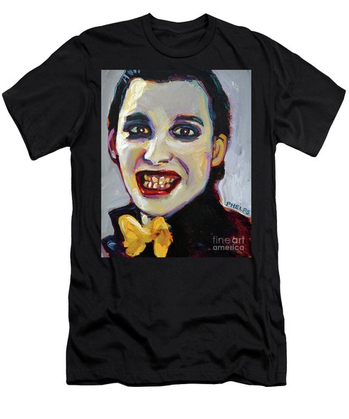 Dave Vanian Of The Damned Men's T-Shirt (Athletic Fit)
