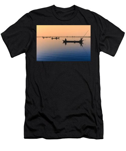 Dawn, Amarapura Men's T-Shirt (Athletic Fit)