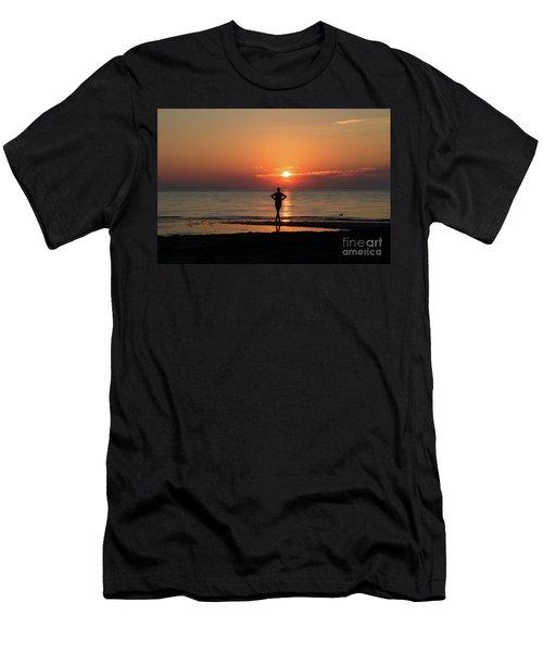 Dawn II Men's T-Shirt (Athletic Fit)