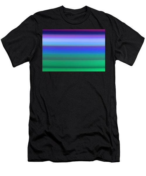 Dawn Meadow Men's T-Shirt (Athletic Fit)