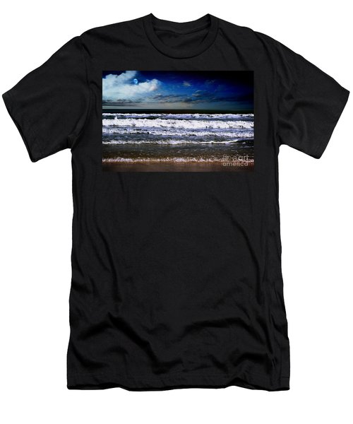 Dawn Of A New Day Seascape C2 Men's T-Shirt (Athletic Fit)