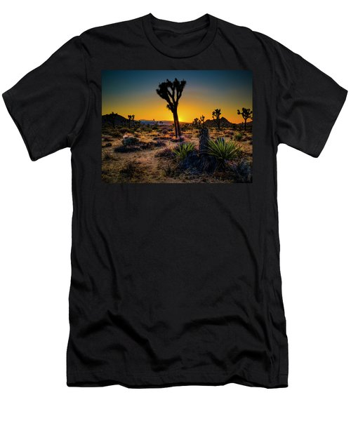 Dawn Of The Morning Men's T-Shirt (Athletic Fit)