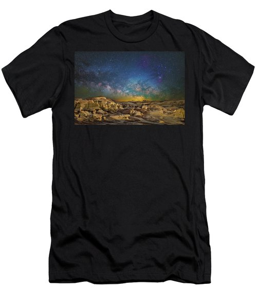 Dawn Of The Universe Men's T-Shirt (Athletic Fit)