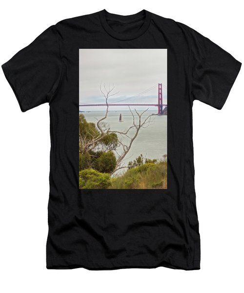 Day At The Bay Men's T-Shirt (Athletic Fit)