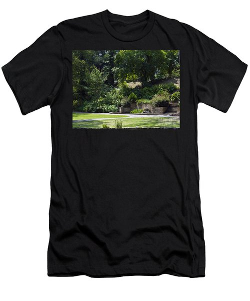 Day At The Park Men's T-Shirt (Athletic Fit)