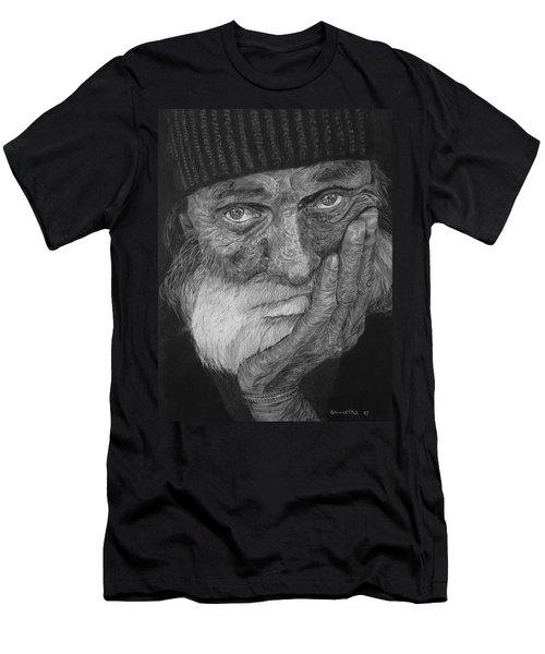 Mr. Mike Men's T-Shirt (Athletic Fit)