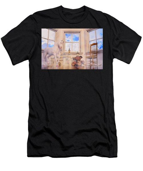 Daydream Evening Tint Custom Men's T-Shirt (Athletic Fit)