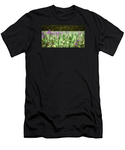 Daydreams In A Meadow Men's T-Shirt (Slim Fit) by Rick Furmanek