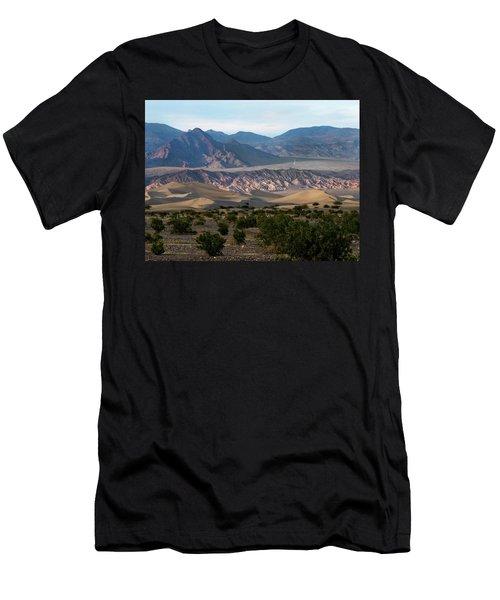 Men's T-Shirt (Slim Fit) featuring the photograph Daylight Pass by Joe Schofield
