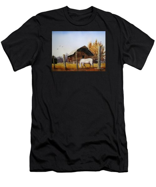 Days Gone By Men's T-Shirt (Athletic Fit)