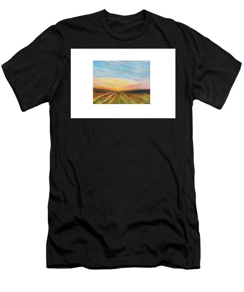 Days Last Rays Men's T-Shirt (Athletic Fit)