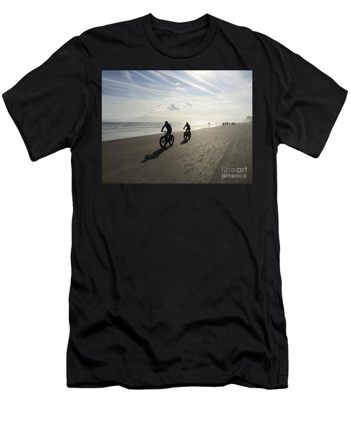 Daytona Beach Bikers Men's T-Shirt (Athletic Fit)