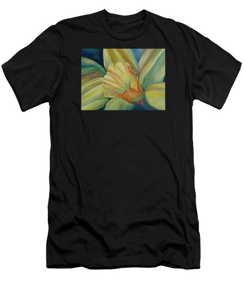 Dazzling Daffodil Men's T-Shirt (Athletic Fit)