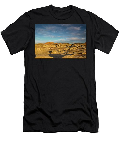 De Na Zin Wilderness Sunset Men's T-Shirt (Athletic Fit)