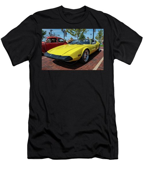 De Tomaso Pantera Men's T-Shirt (Athletic Fit)