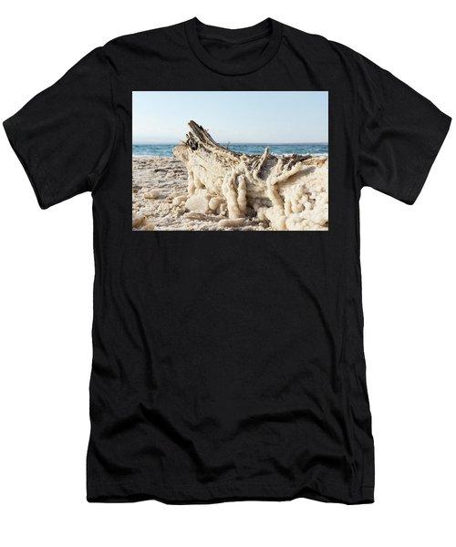 Dead Sea Driftwood Men's T-Shirt (Athletic Fit)