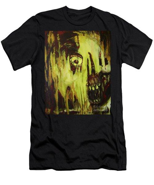 Dead Skin Mask Men's T-Shirt (Athletic Fit)