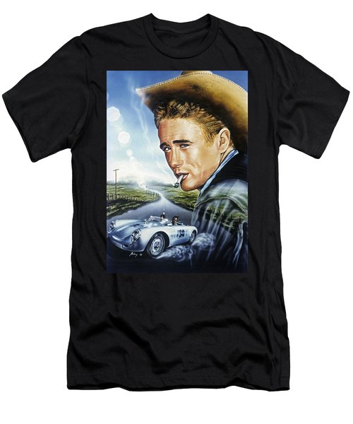 Dean Story Men's T-Shirt (Athletic Fit)