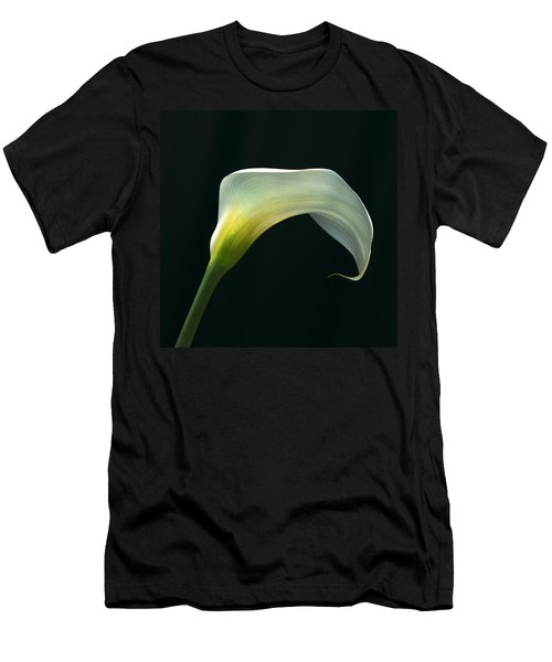 Men's T-Shirt (Slim Fit) featuring the photograph Death Becomes Her by Marion Cullen