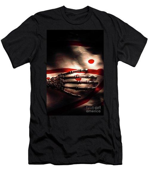 Death Metal Ai Men's T-Shirt (Athletic Fit)