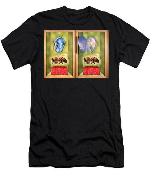 Death Of The Canadian Bee Men's T-Shirt (Athletic Fit)