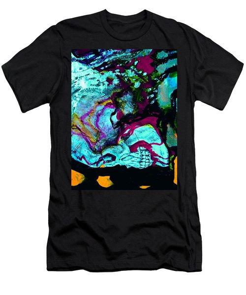 Death Study-4 Men's T-Shirt (Athletic Fit)